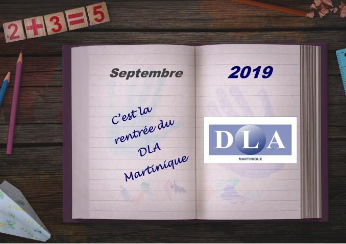 DLA972 Rentrée 2019